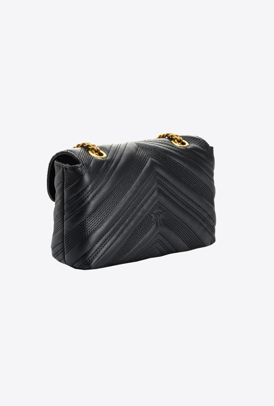 Mini Logo Bag Puff V Jewel - Pinko