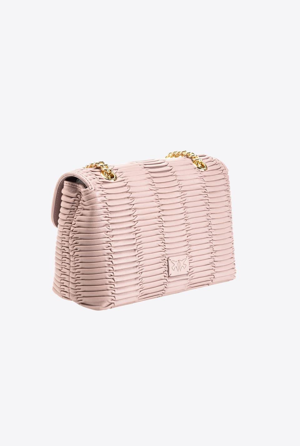 Classic Love Bag Puff Origami - Pinko