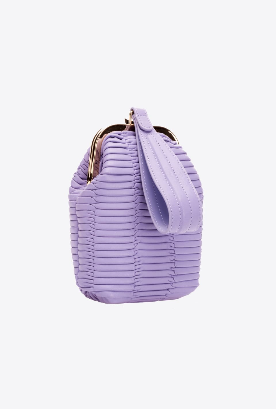 Soft Pouch Bag Origami - Pinko