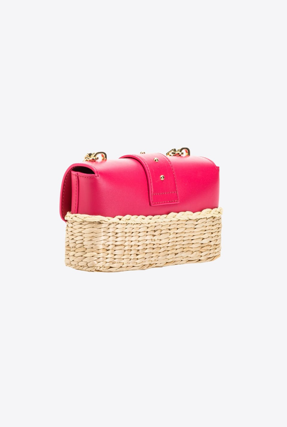 Mini Love Bag Icon Midollino - Pinko