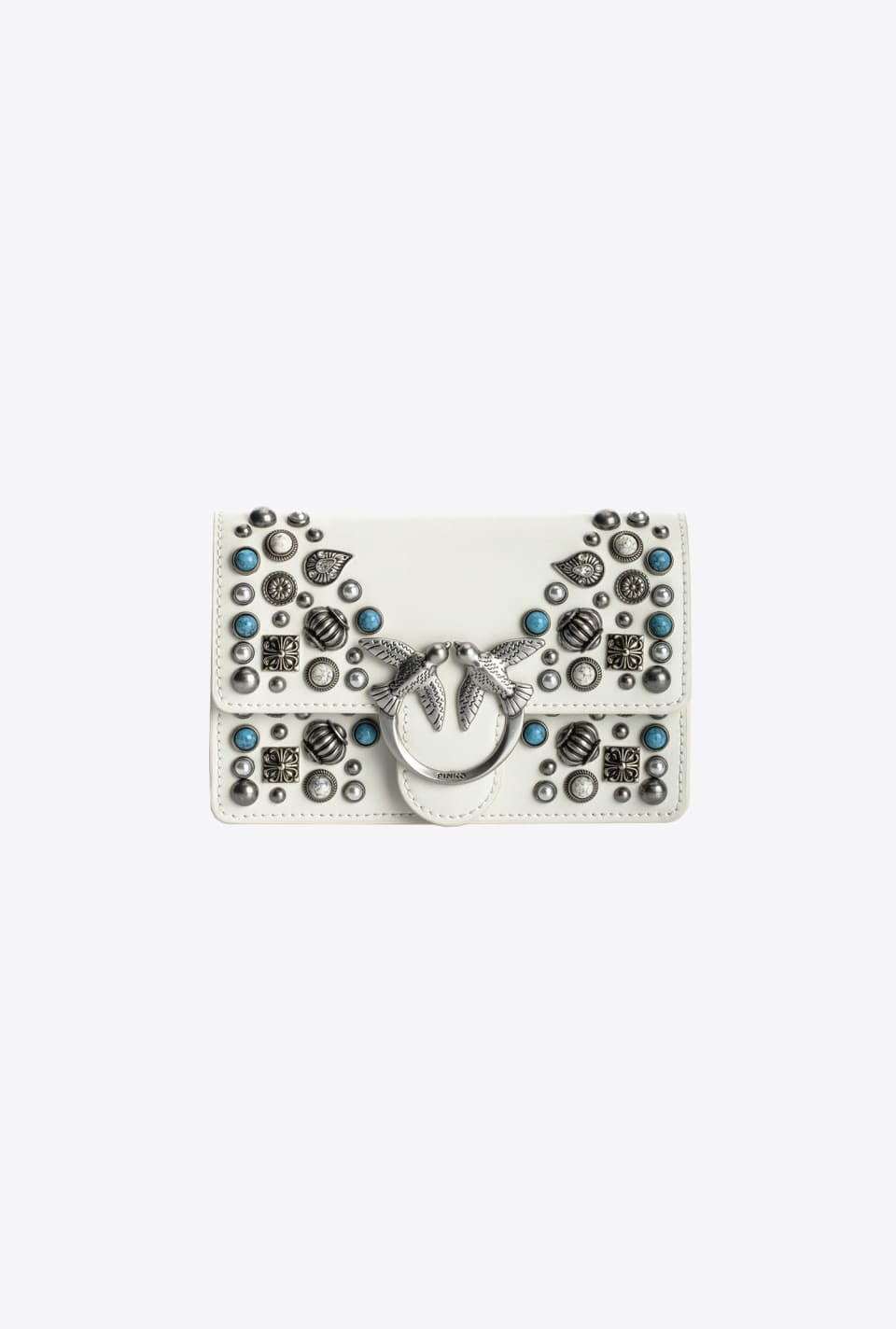 Baby Love Bag Icon Ethnic Studs - Pinko