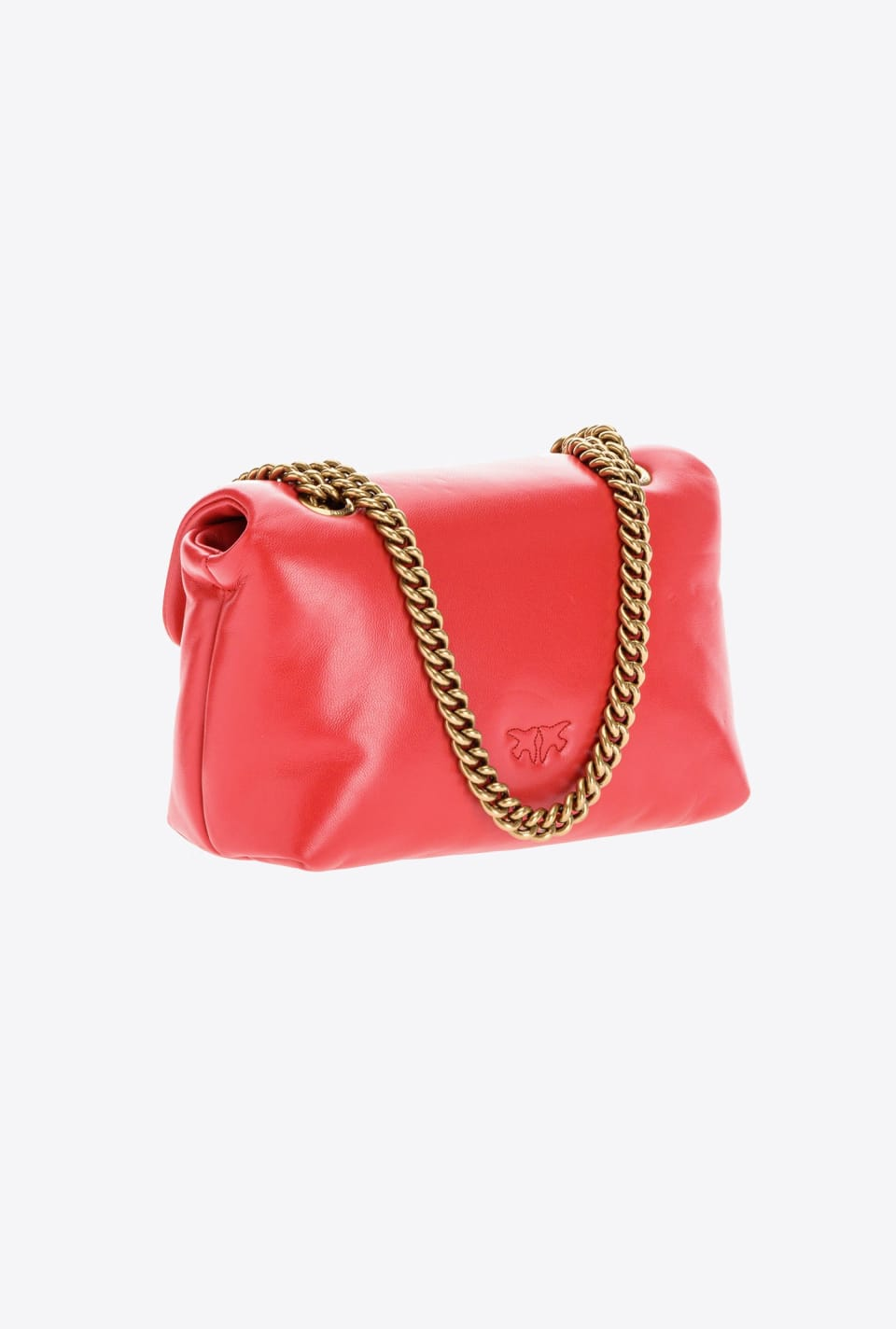 Mini Love Bag Puff Pinkoness Calling - Pinko