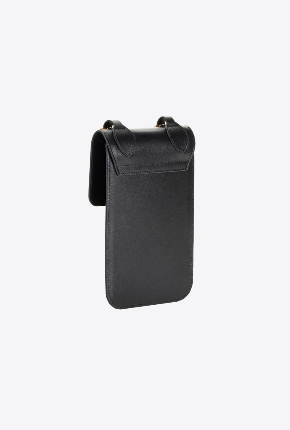 皮革智能手机护套 - Pinko