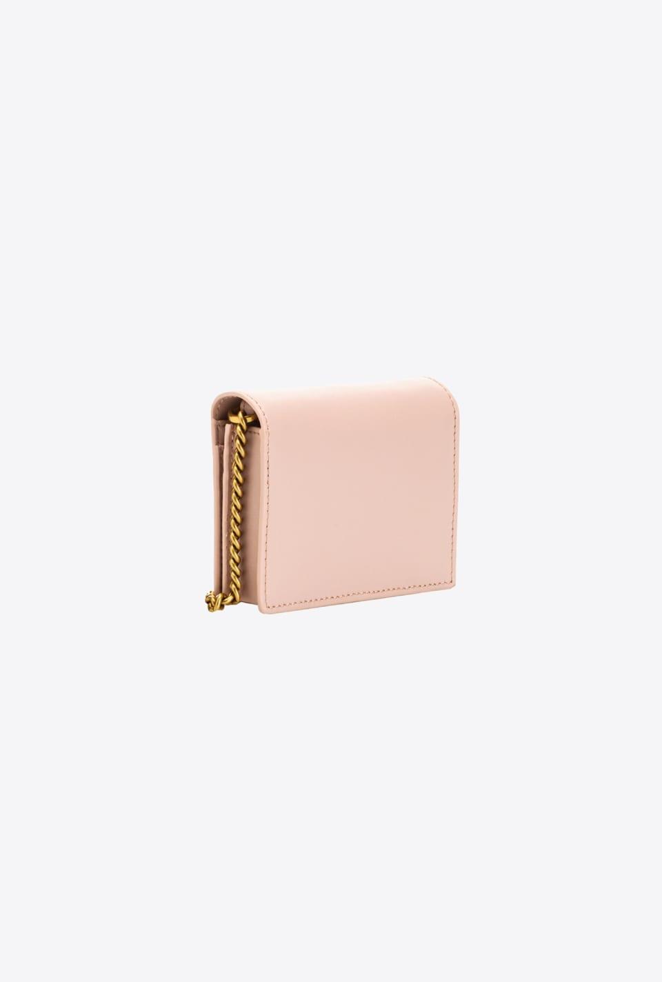 Porte-cartes de crédit à bandoulière - Pinko