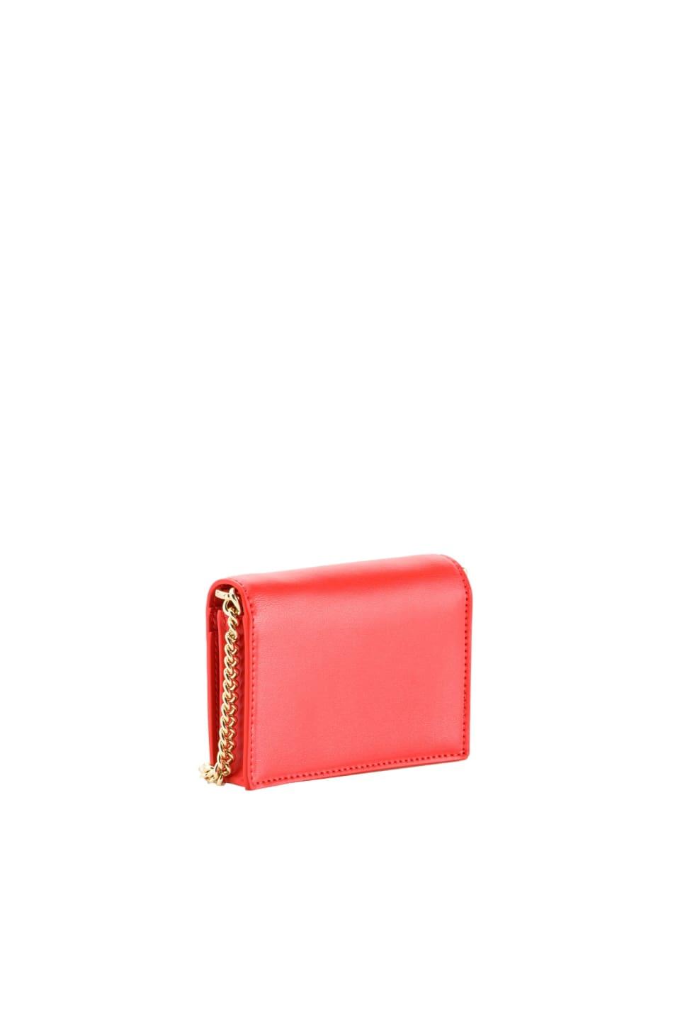斜挎信用卡包 - Pinko