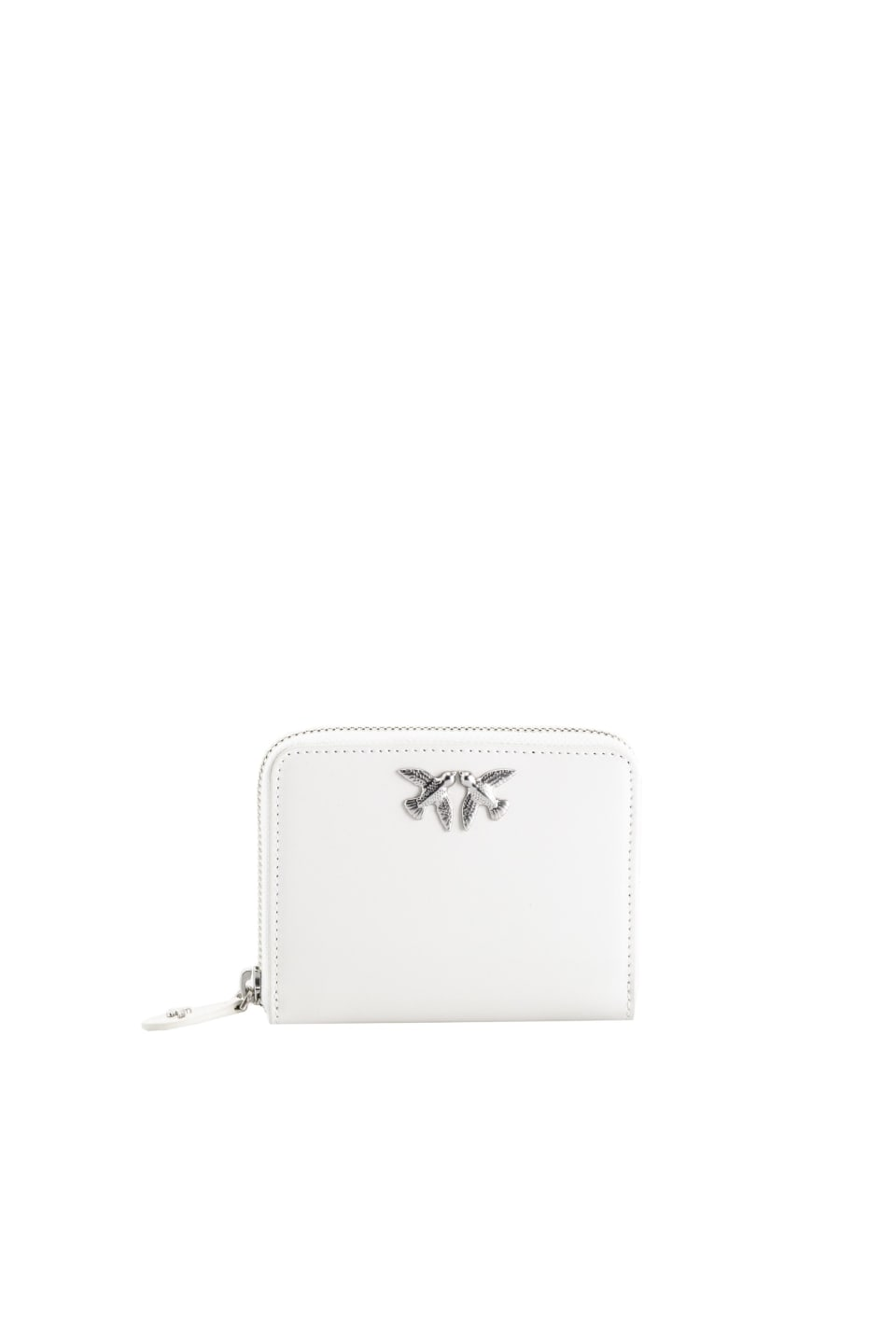 Leather zip-around wallet - Pinko