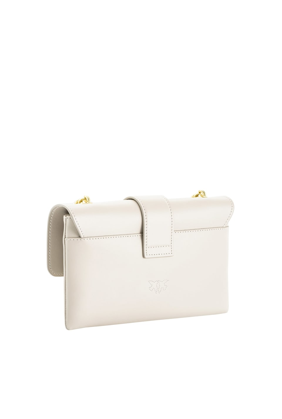 Mini Love Bag Soft Simply in leather - Pinko