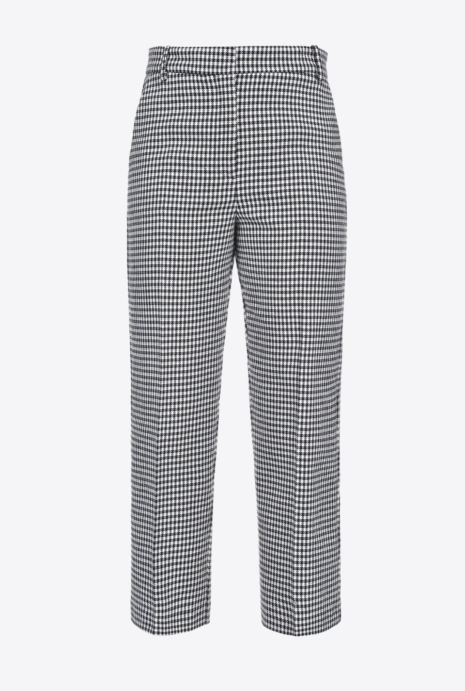Pantalón vichy - Pinko