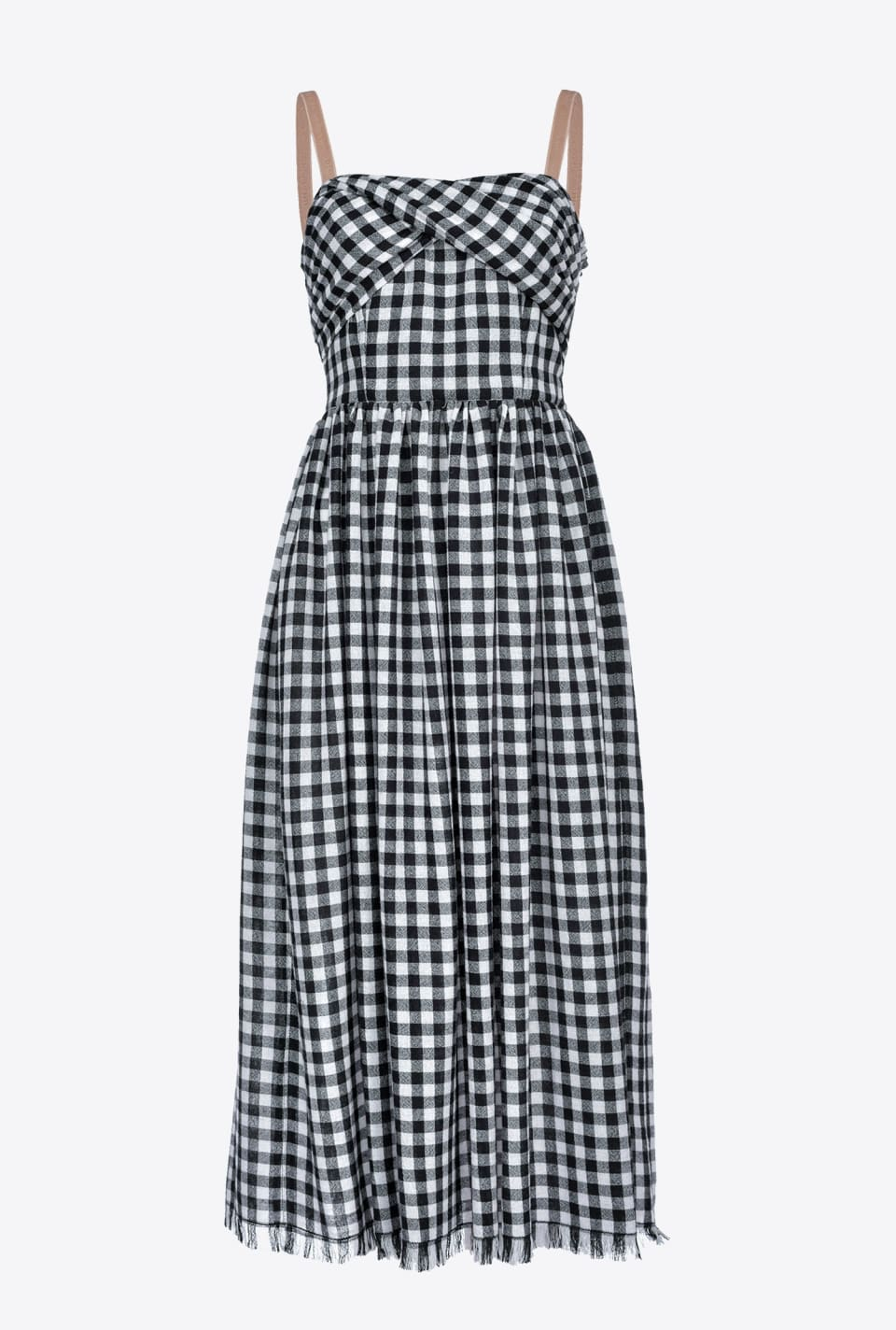 Vichy dress - Pinko