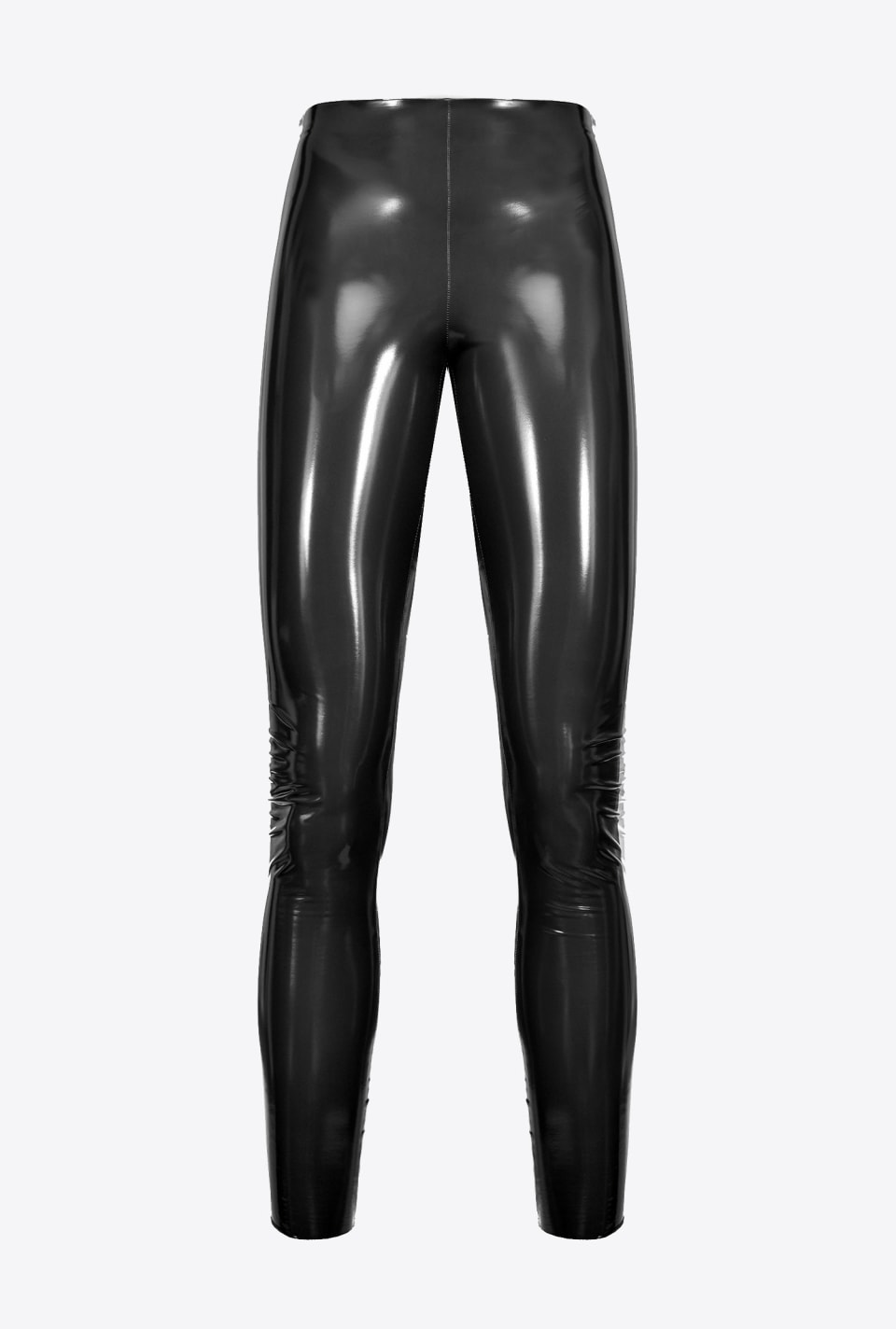 Shiny-effect leggings - Pinko