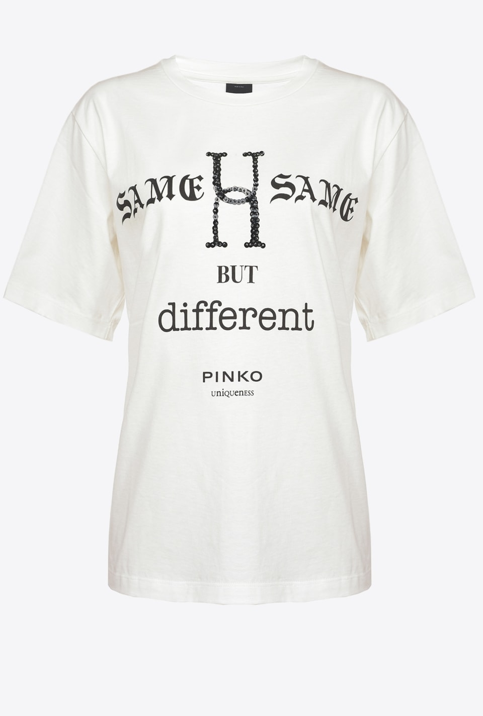 Same Same But Different T-shirt - Pinko