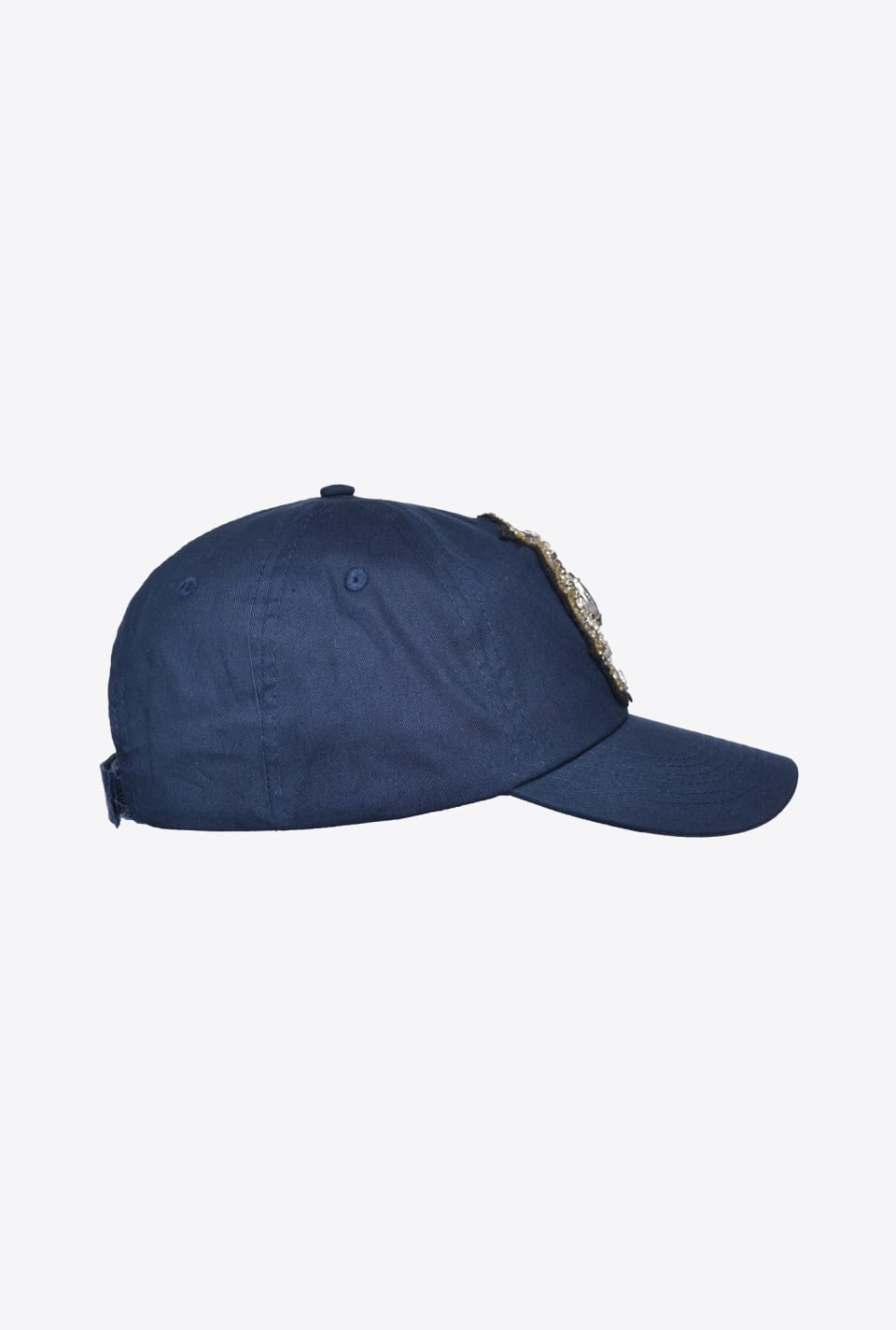 Cappello con patch REIMAGINE - Pinko