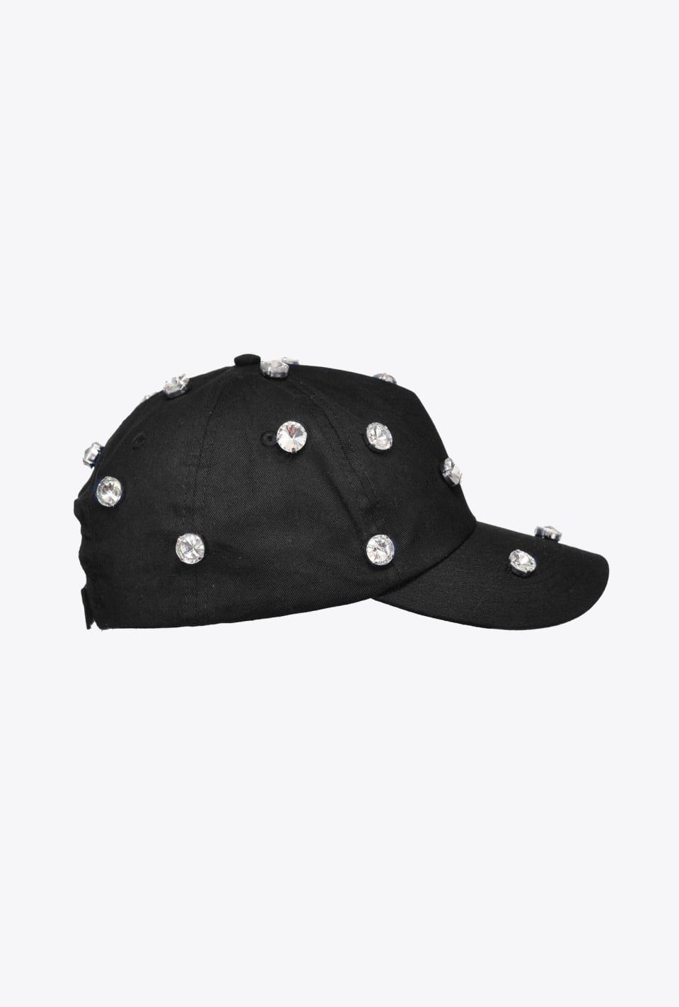 Cappello con cristalli REIMAGINE - Pinko