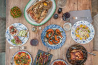 Italian Rustic Family Cooking for Mother's Day with Unlimited Prosecco