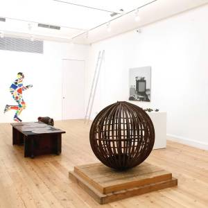 Designer Sarah Shellard's guide to London's best art galleries