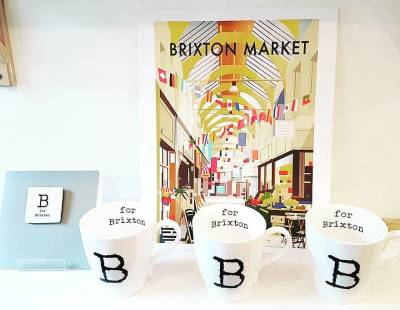 Brixton-themed gifts at Diverse