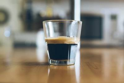 Rich, dark and strong coffee at All Press Roasters - just like we like it