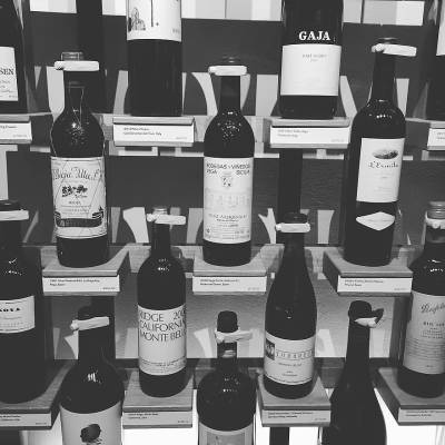 Pick up a bottle or four at the iconic Berry Bros & Rudd wine shop