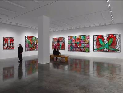 Gilbert & George exhibition