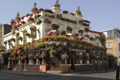 Could this be the most charming pub in London?