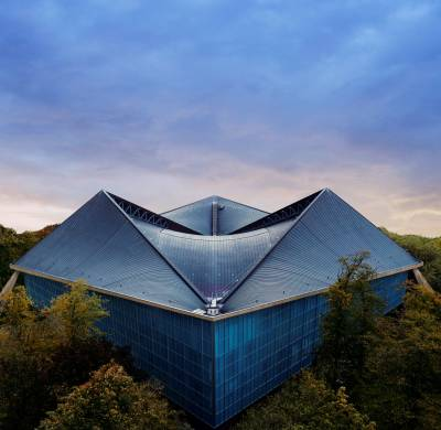 The Design Museum opened its impressive, new premises in 2016