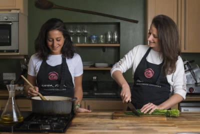 Italian cooking masterclass with Portobello Market Tour