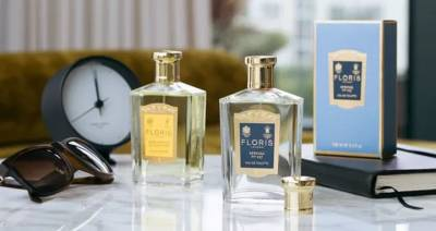 Smell like a queen with fragrance from parfumerie Floris