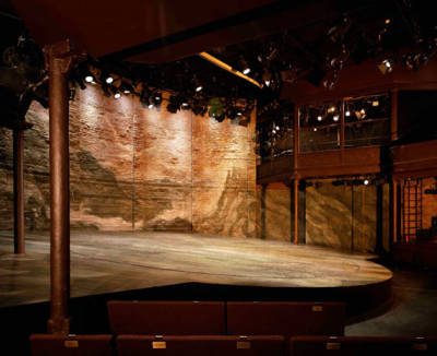 Experience outstanding performances in this beautiful and historic theatre