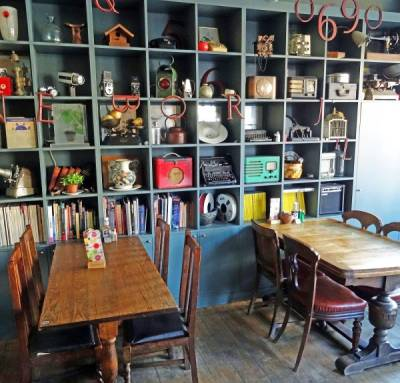 Front Room Café