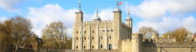 Tower of London - Crown Jewels