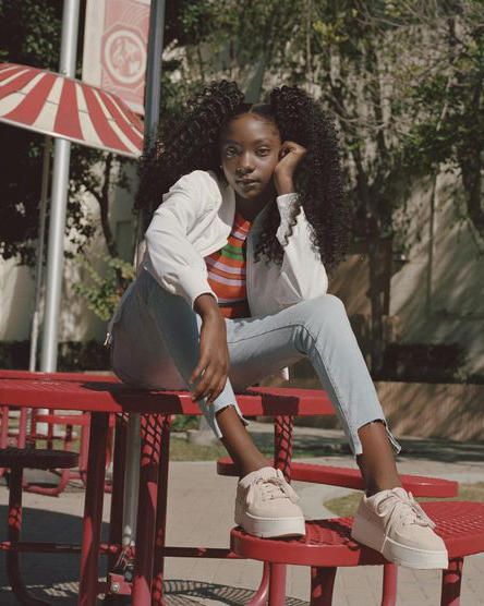 """""""A new photo series from Girlgaze highlights local heroes in their Air Force 1s"""""""