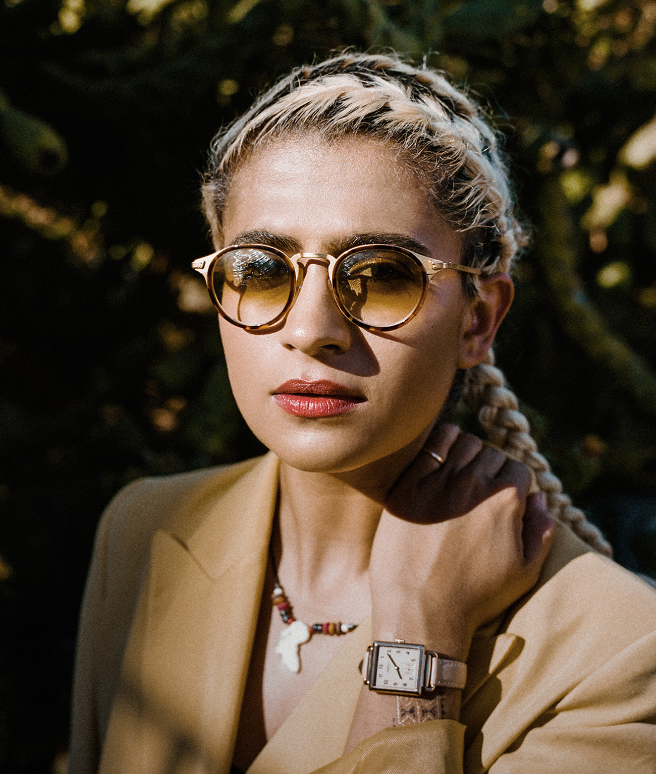 Girlgaze teamed up with Detroit based Shinola to highlight five Girls With Purpose.