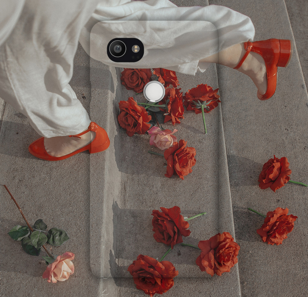 Girlgaze x Google — launching the Pixel.