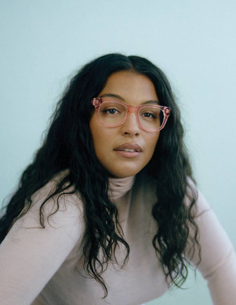 Girlgaze x Warby Parker — Amanda teamed up with Warby Parker to create a new gender-neutral frame.