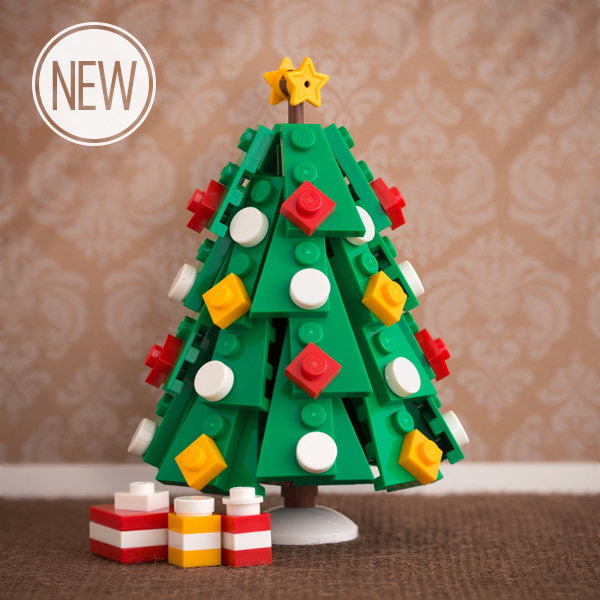 Lego Christmas Decorations You Can Build Yourself