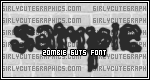 Xquisitekisses.com Halloween Font