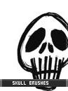 Xquisitekisses.com Halloween Brushes
