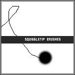 Xquisitekisses Squiggletip Brushes