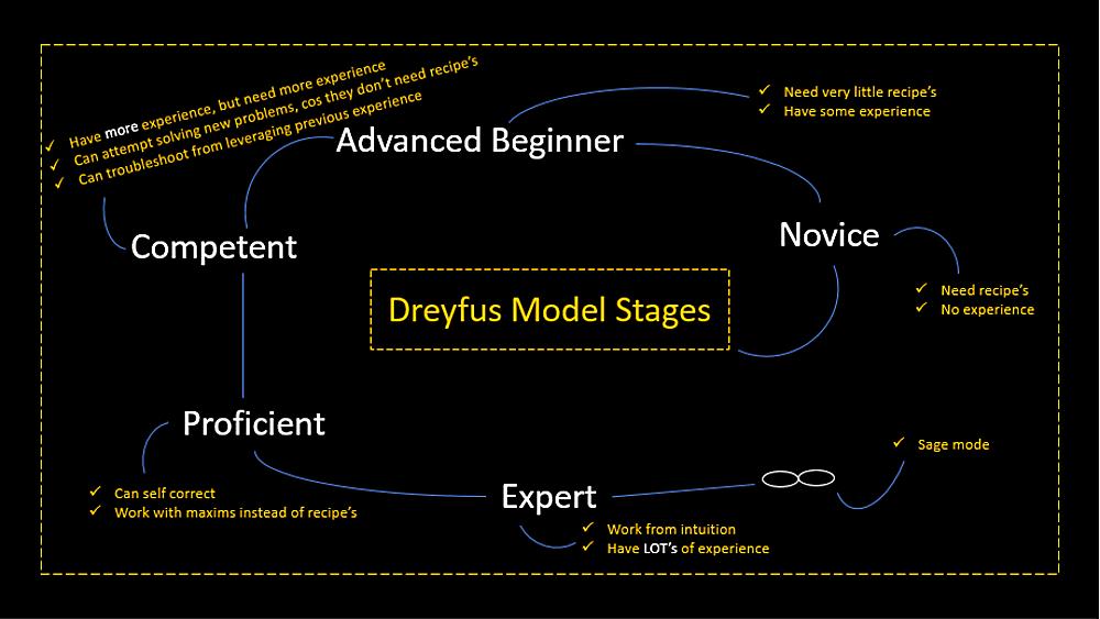 Dreyfus model