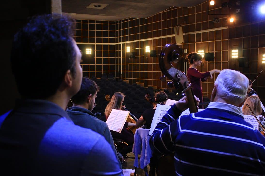 Giuseppe Montesano Conducting Teacher
