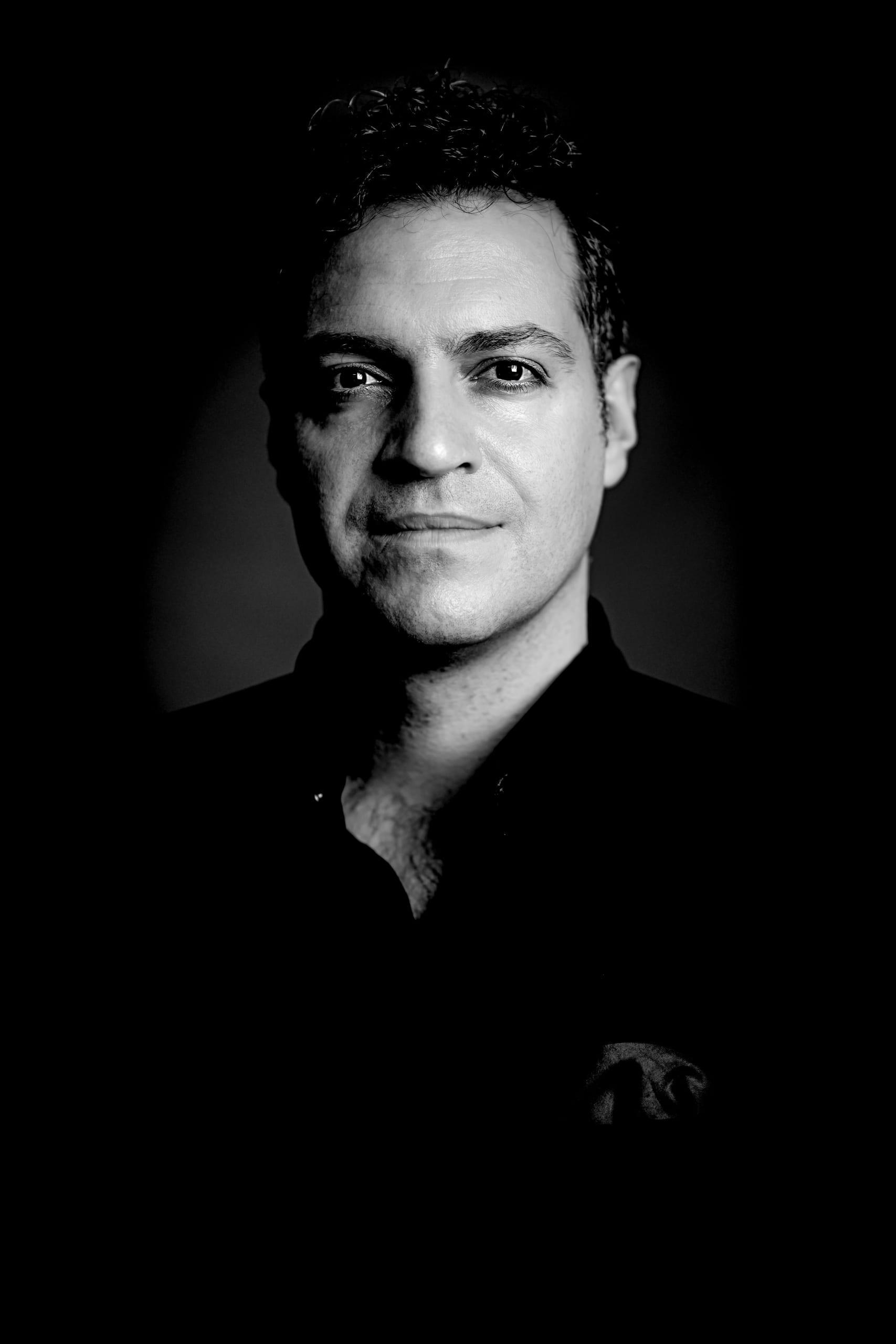 Giuseppe Montesano Portrait