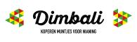 Logo Dimbali - Koperen Muntjes voor Nianing
