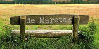 Banner De Maretak vzw, vereniging voor mensen met chronische pijn