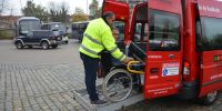 Banner Driving for wheelchair users (only Dutch)