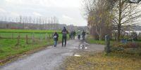 Banner Warmste Winter Challenge: stappen naar Blankenberge