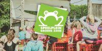 Banner Online infosessie speelplein Groene Zone
