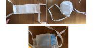 Banner Confection de masques de soins en tissu