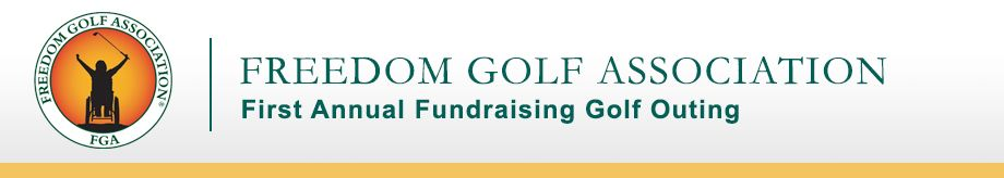 Freedom Golf Association Fundraising