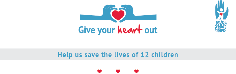 Give Your Heart Out Valentine's Day Campaign 2015