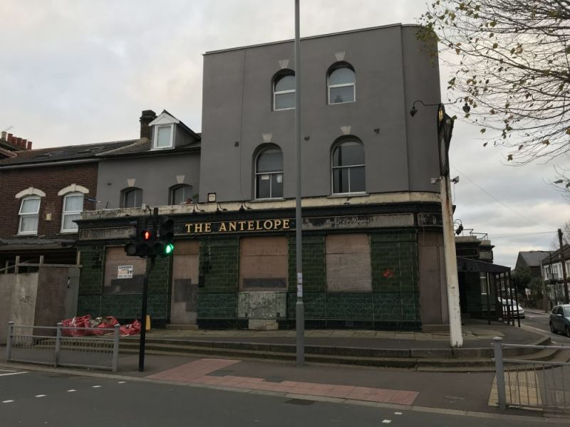 Hero for Campaign to save historic pub